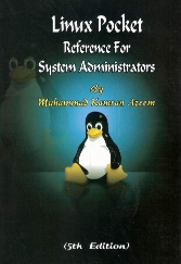 Linux Pocket Reference for System Administrators, 5th Edition